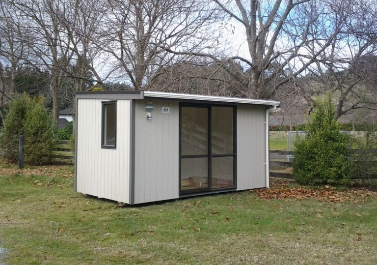 large portable cabin