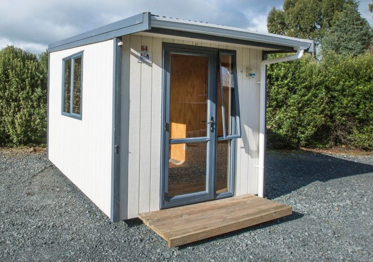 standard portable cabin size 1