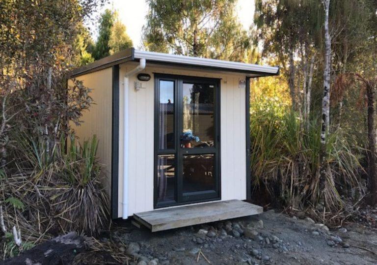 standard rental cabin