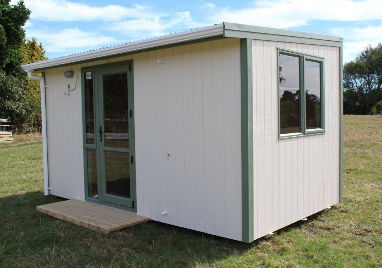large portable cabin 2