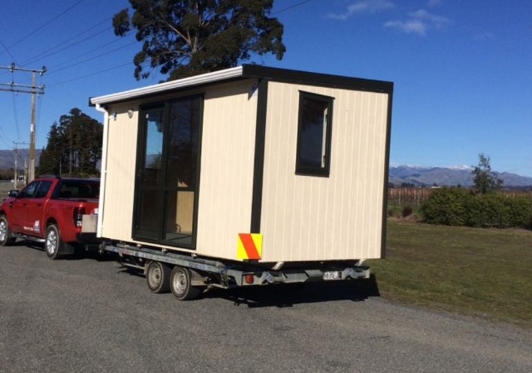 large portable cabin to rent